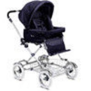 Silver Cross Mayfair Standard Stroller - Navy