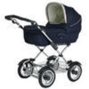 Silver Cross Classic Sleepover Standard Stroller - Grey
