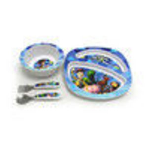 Toy Story BPA Free 4 Piece Feeding Set