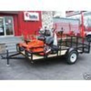 Husqvarna Package Deal Zero Turn Lawn Mower