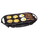 Rival Fold 'N Store Griddle