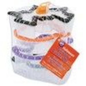 Wilton Halloween 4 Piece Grippy Bagged Cutter Set