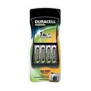 Duracell - CEF80N  1 Hour Charger