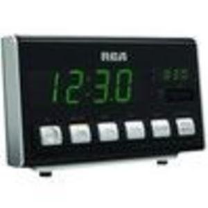 RCA RC10 Clock Radio