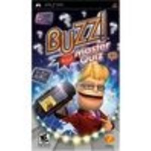 Sony - Buzz  Master Quiz (98729)