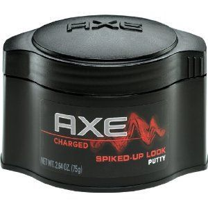 Axe Charged Spiked-up Look Putty