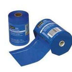 Scotch Blue Pre-taped Film & Dispenser