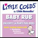 Little Colds Baby Rub