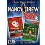 HER Interactive Nancy Drew Double Dare 5 (Danger by Design & The Creature of Kapu Cave) for PC (767861010677)