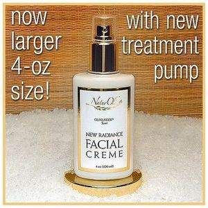 NaturOli New Radiance Facial Creme