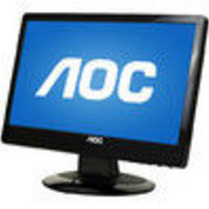 AOC 16195SW 16 inch LCD Monitor
