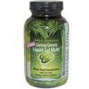 Living Green Liquid Gel Multi women, Whole Food Concentrates, 90 Liquid softgel, Irwin Naturals (Irwin Naturals)