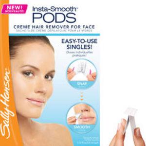 Sally Hansen Insta-Smooth Pods Creme Hair Remover for Face