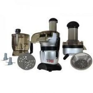 Bullet Express Trio Mixer Food Processor and Juicer