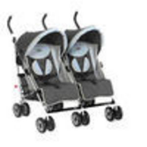 Chicco Tuscany Double Umbrella Stroller