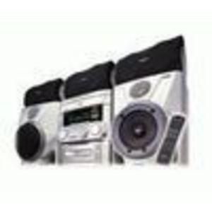 Philips FW-D5 CD Audio Shelf System