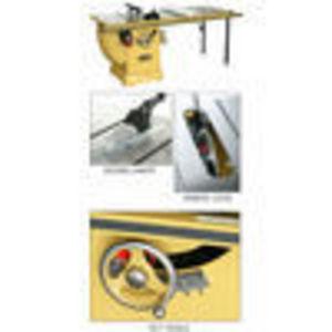 Powermatic 1792010K/MODEL 2000:PM 10 5HP 1PH Tablesaw 50 Accufence System , Tablesaws - Powermatic