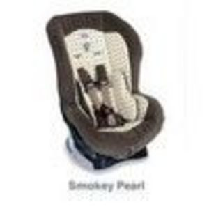 Britax Roundabout 55 Cover & Pad Set in Smokey Pearl