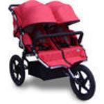 X-Tech Outdoors X3 Sport Twin - Red Jogger Stroller