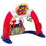 Fisher-Price Baby Play Zone Kick and Whirl Carnival