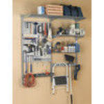 Triton Products Storability Garage Wall Storage Center, 1740