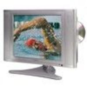 """Audiovox FPE1505DV 15"""" LCD TV"""