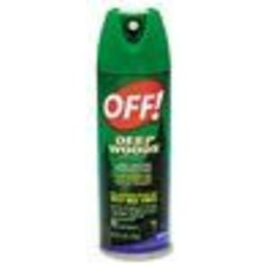 OFF! Deep Woods Insect Repellent 6oz Spray Aerosol (OFF!)
