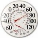 """Taylor 497 12"""" Humidiguide Dial Thermometer (Taylor)"""