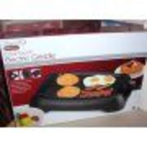 Gourmet's Best Cool-Touch Electric Griddle Model #