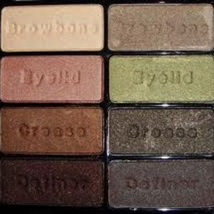 Wet n Wild Color Icon Eyeshadow Collection - 738 Comfort Zone