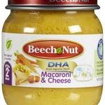 Beech-Nut Macaroni & Cheese Stage 3