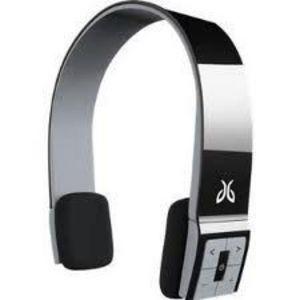 JayBird - Sportsband Bluetooth Headphones with Bonus Navy Blue Carrying Case