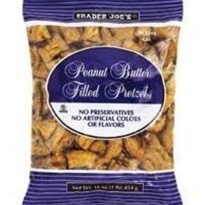 Trader Joe's Peanut Butter Filled Pretzel