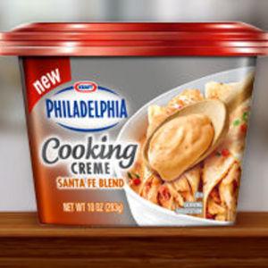 Kraft Philadelphia Cooking Creme Santa Fe Blend