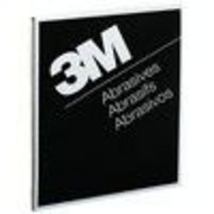 """3M 02002 400 Grit 9"""" X 11"""" Wetordry Tri M Ite Sandpaper A Weight. 50 Sheets Per Sleeve"""
