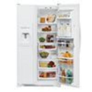 Amana ASD2626HE (25.6 cu. ft.) Side by Side Refrigerator