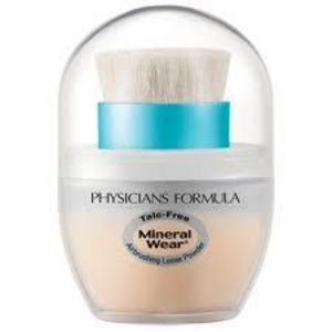 Physicians Formula Mineral Wear Talc-Free Mineral Airbrushing Loose Powder SPF 30