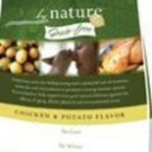 By Nature Grain-Free Chicken and Potato Dry Cat Food