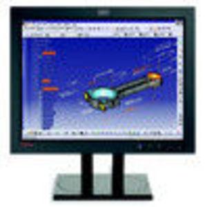 IBM ThinkVision L200p 20 inch LCD Monitor