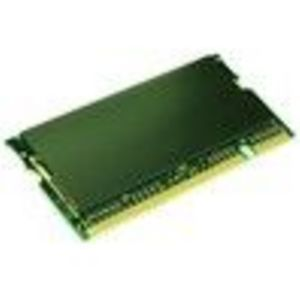Kingston - Memory - - SO DIMM 200-pin - DDR II - 400 MHz / PC2-3200 1 GB DDR2 RAM (KTD-INSP6000/1G)