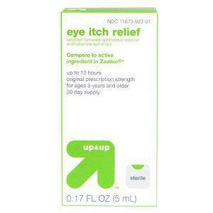 up & up Allergy Relief Eye Drops