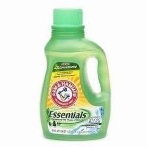 Arm & Hammer Essentials Free Laundry Detergent