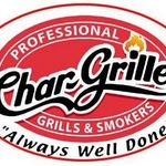 Char-Griller Trio Gas/Charcoal Grill & Smoker
