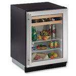 U-Line Commercial Refrigerator 1075BEVS-00
