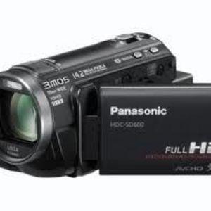 Panasonic HDC-SD600K Camcorder