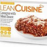 Lean Cuisine Lasagna with Meat Sauce