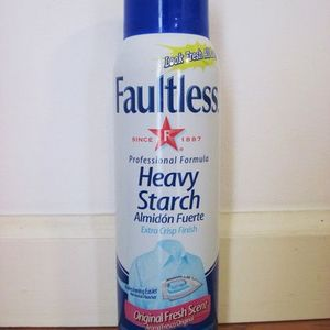 Faultless Heavy Starch Professional Formula