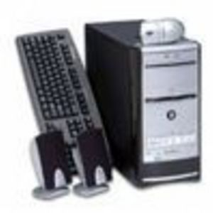 eMachines PC Desktop Computer