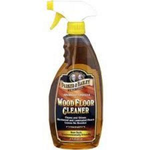 Parker & Bailey Wood Floor Cleaner Advanced Formula