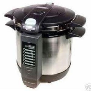 Cook's Essentials Pressure Cooker 782-6701
